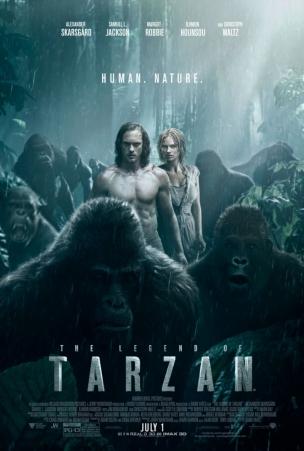 Тарзан. Легенда 3D