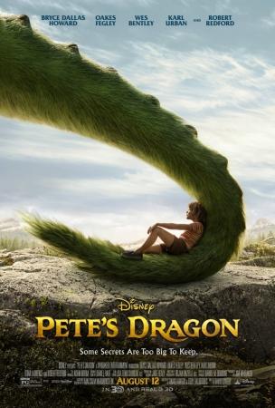 Пит и его дракон 3D