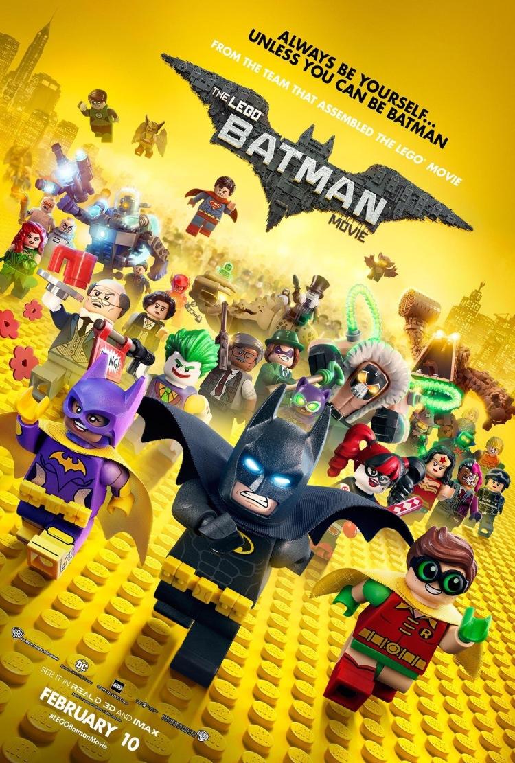 Лего Фильм: Бэтмен расписание кино афиша курган