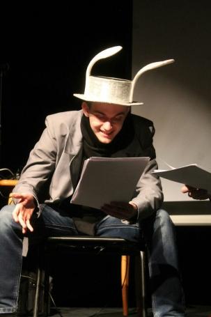 мероприятие Творческая встреча с актёром театра кукол Гулливер Сергеем Котельниковым  курган афиша расписание