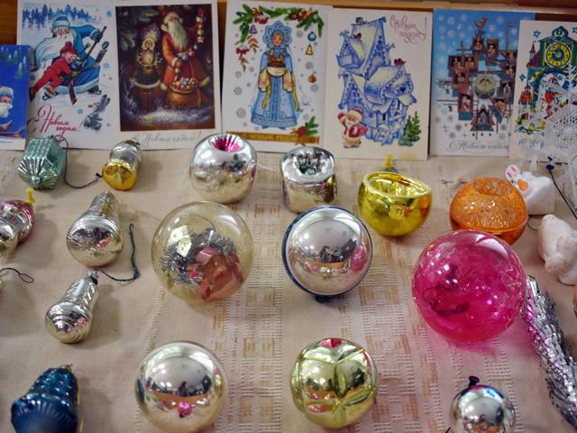 мероприятие Выставка старинных ёлочных игрушек курган афиша расписание