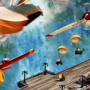 Самолеты: Огонь и вода расписание кино афиша курган