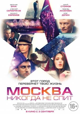 Москва никогда не спит расписание кино афиша курган