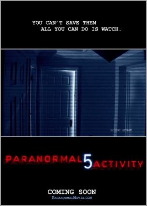 Паранормальное явление 5: Призраки в 3D расписание кино афиша курган