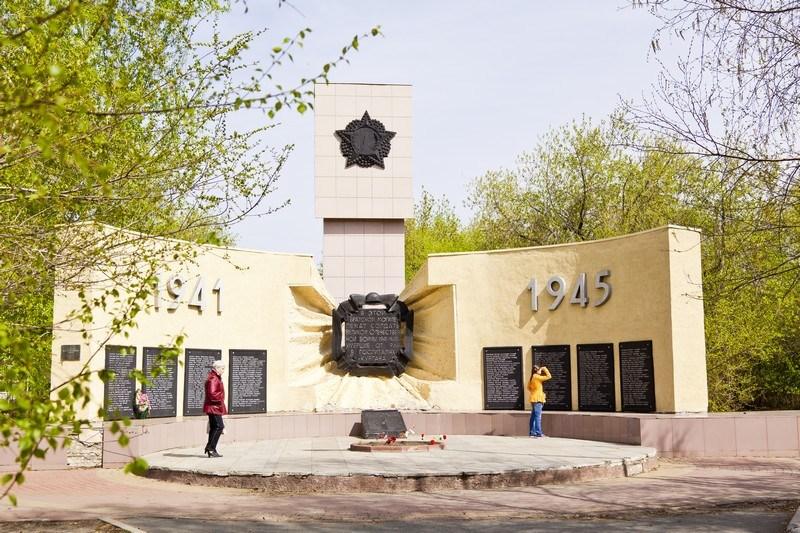 Парк Победы афиша курган