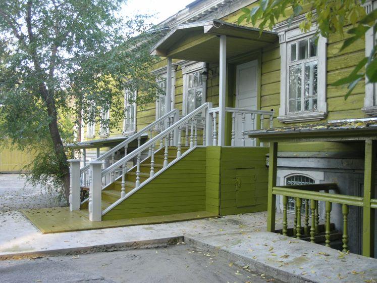 Дом-музей декабристов (г. Курган) афиша курган