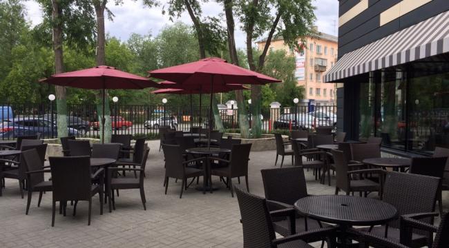 Park Cafe Terrazza в Кургане афиша курган