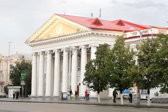 Курганский государственный театр драмы афиша курган